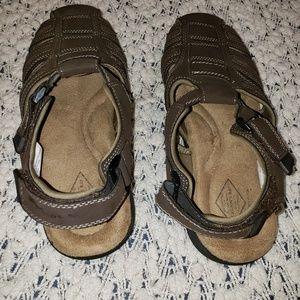 St.John's Bay men's summer sandals